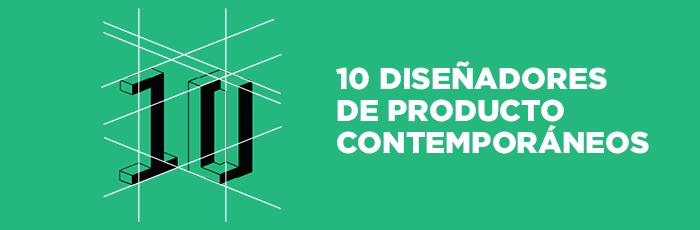 top 10 diseñadores producto